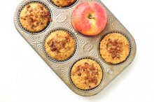Apple Cinnamon Super Grain Muffins