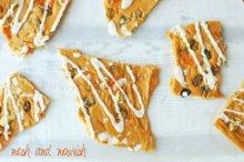 Carrot Cake Butterscotch Bark