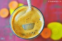 {Carrot Lemonade}