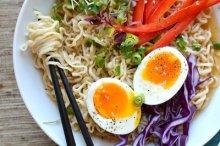 Fancy Ramen Noodle Bowls