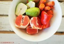 Sunrise Citrus Juice