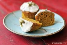{Pumpkin Muffins}