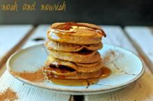 Nourishing Pumpkin Pancakes