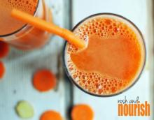 The Spicy Carrot Juice