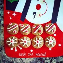 Superfood Gingerbread Cookies