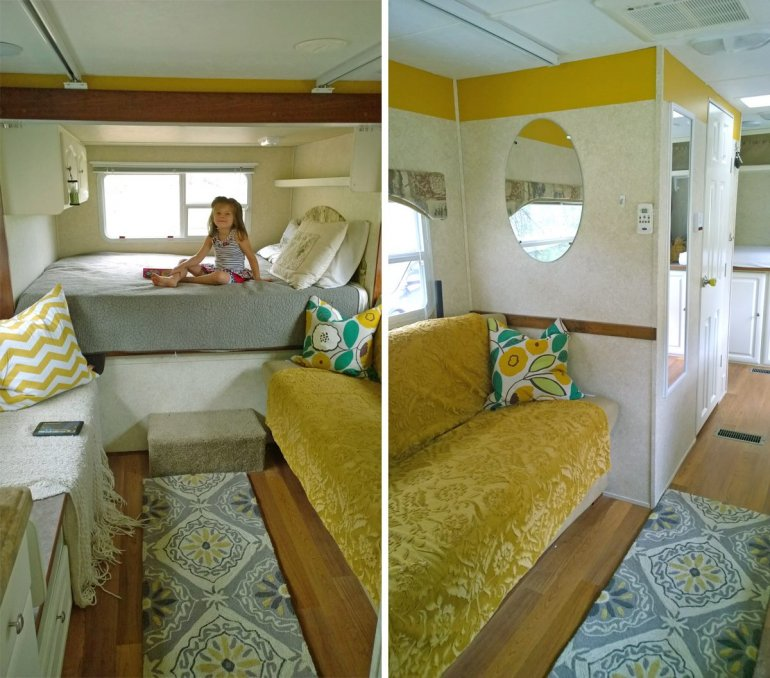 inside look at the camper