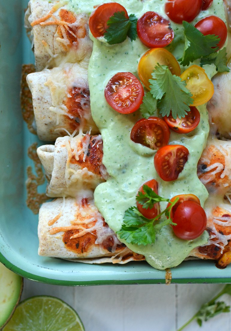 good food made simple holiday breakfast burritos