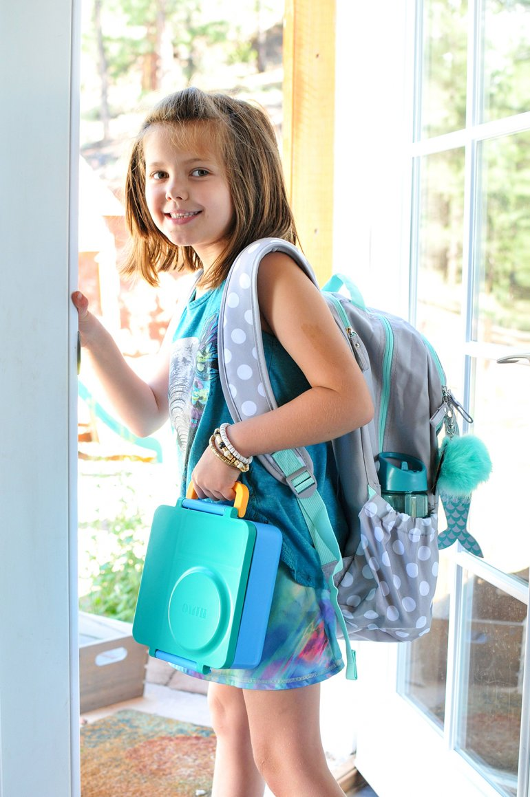 babycakes back to school with flatout and omiebox