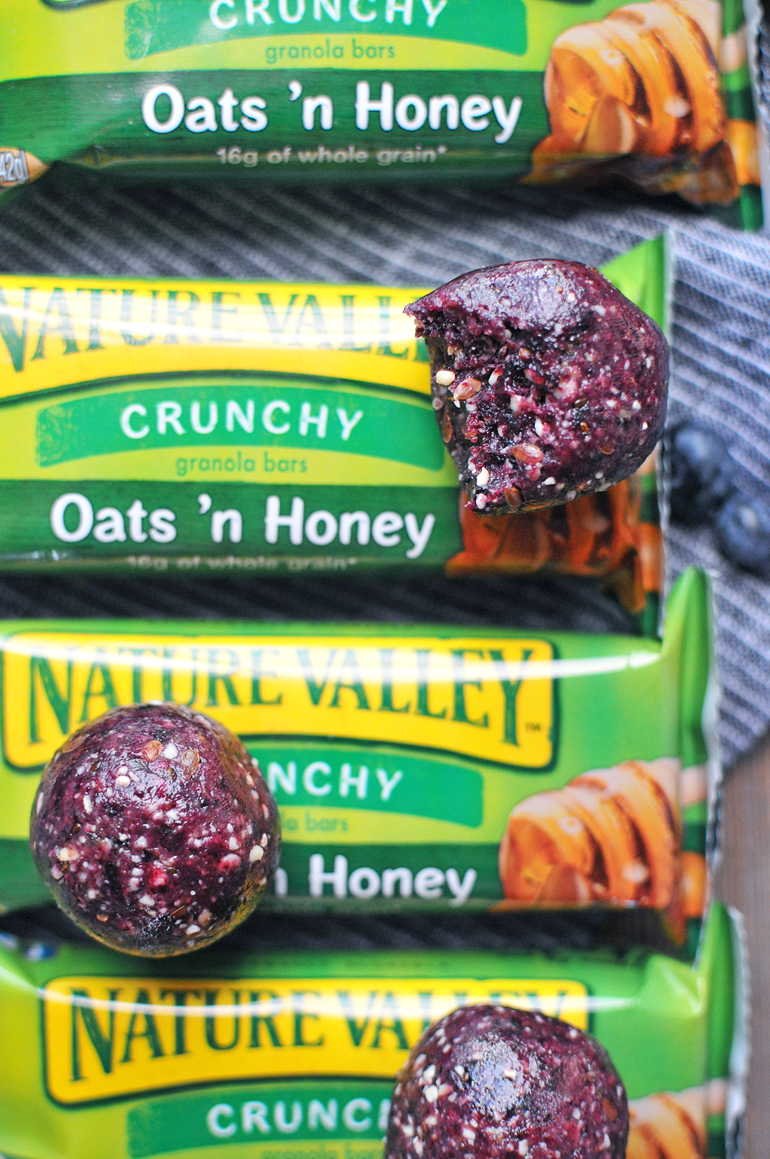 nature valley blueberry bliss bites