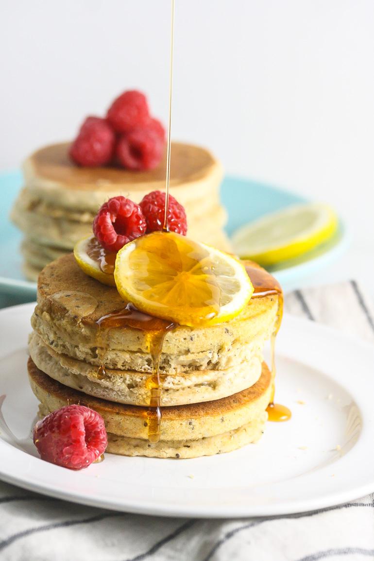 lauren kelly nutrition chia pancakes