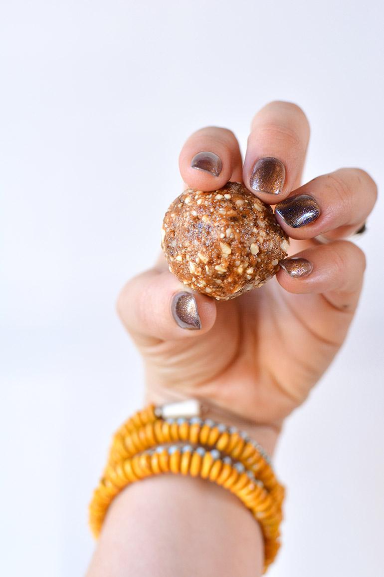 chili mango energy balls