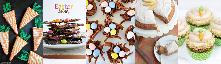 easter recipes from around the blogosphere