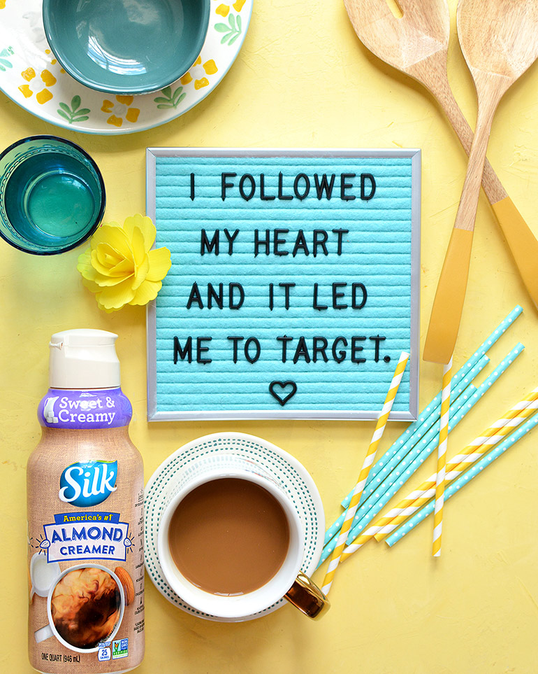heart led me to Target