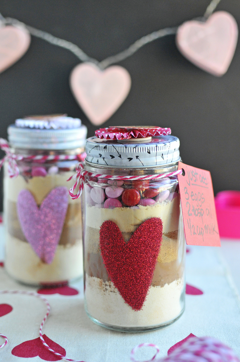 grain free chocolate heart cookie jars
