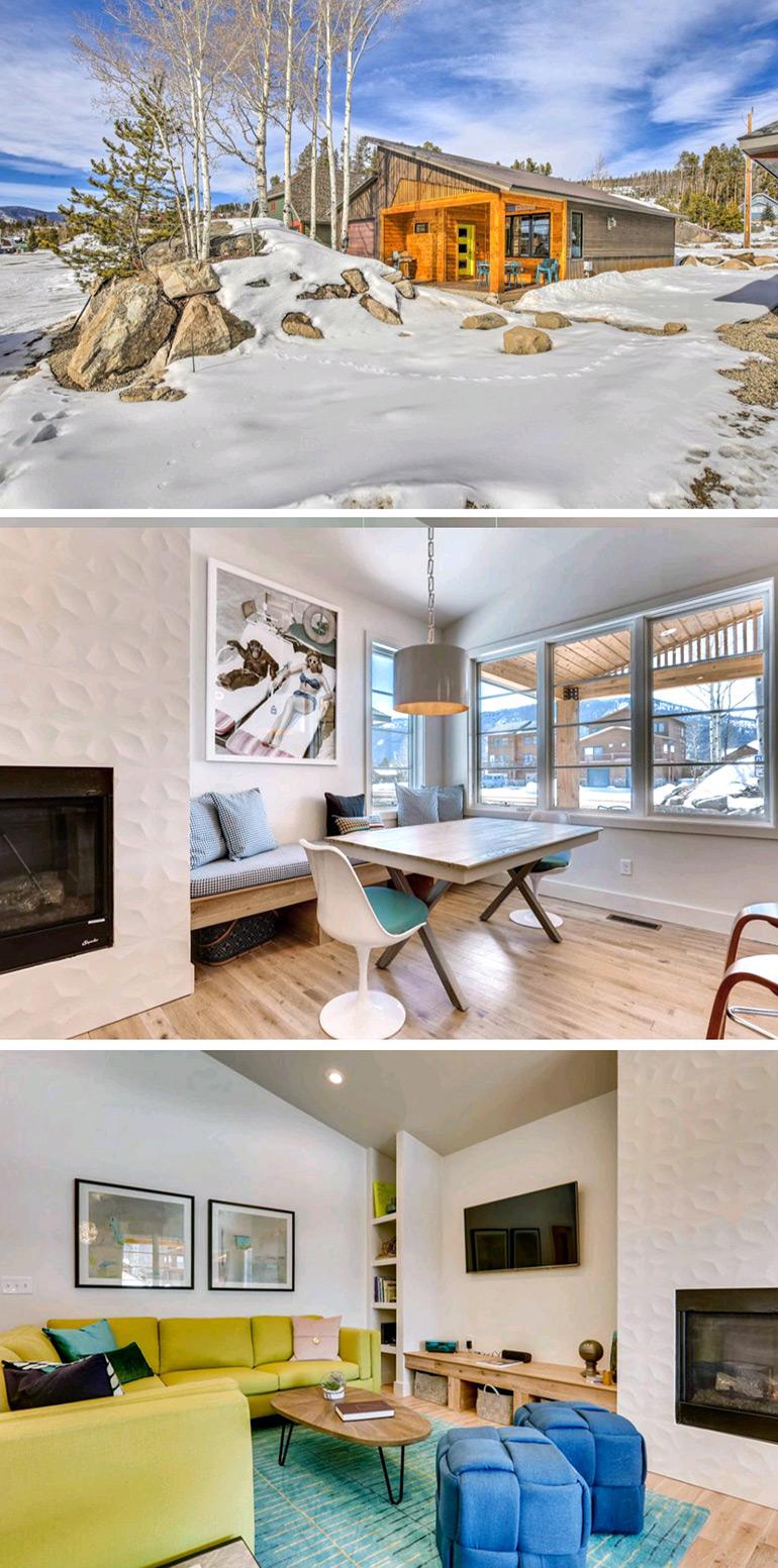grand lake sandys ski haus airbnb
