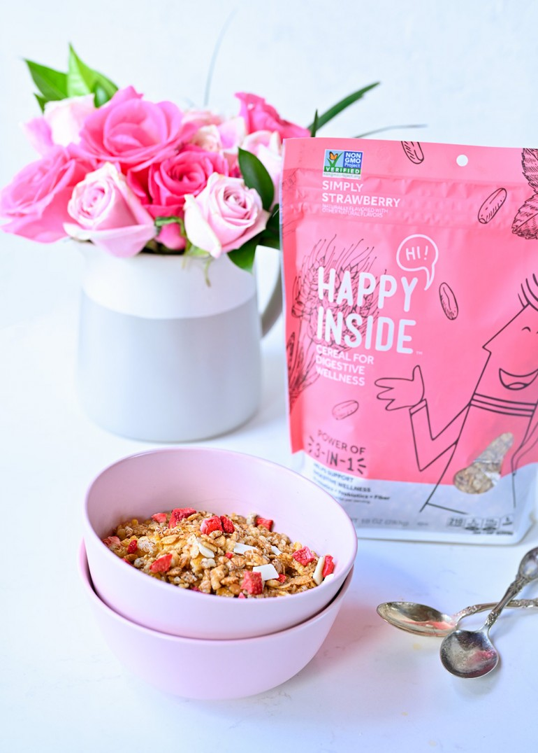 happy inside cereal