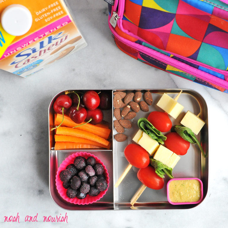 babycakes lunchbox silk