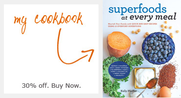 superfoods at every meal cookbook