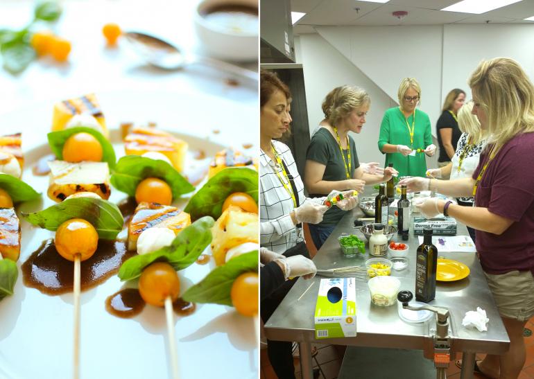 now foods kitchen demo