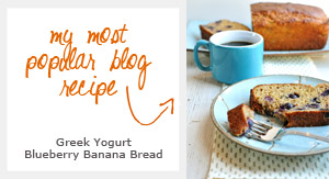 most popular blog recipe