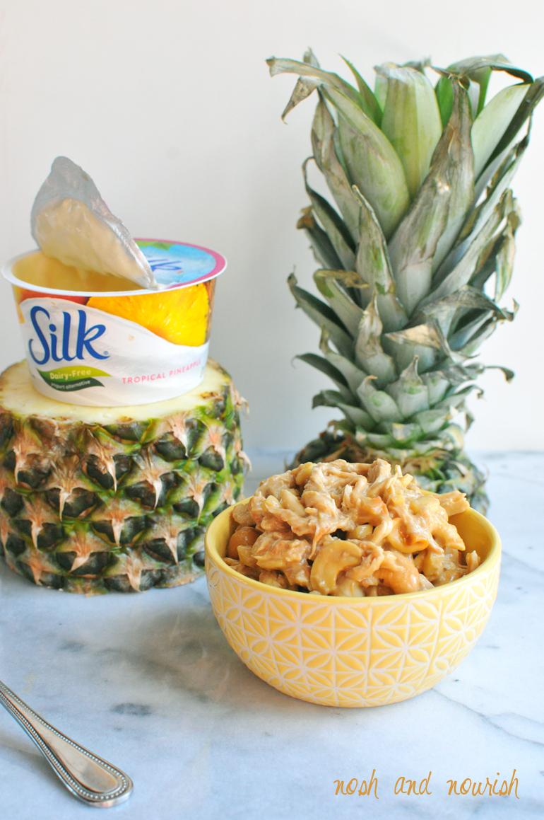 pineapple chicken salad