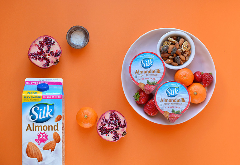 vitamin C yogurt parfait ingredients