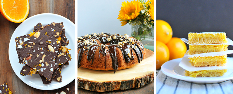 superfood weeknight meals - easy desserts