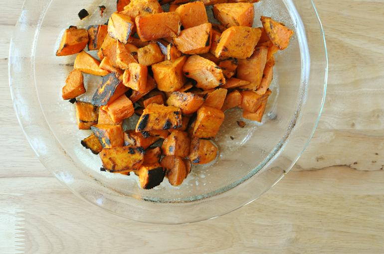cascadian farm frozen fire roasted sweet potatoes