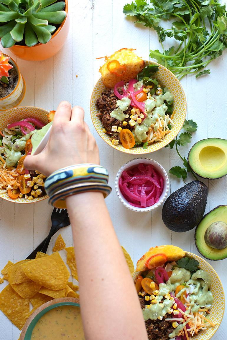 taylor farms avocado ranch fiesta salad
