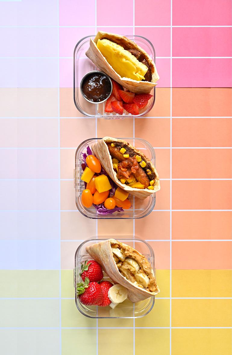 toufayan breakfast smart pockets three ways